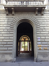 L'ingresso del CESIPc